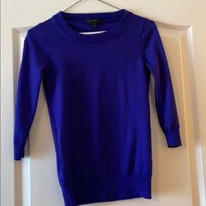 100% merino wool jcrew sweater